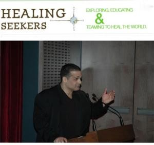 Antonio Saillant, Co-Producer of Healing Seekers