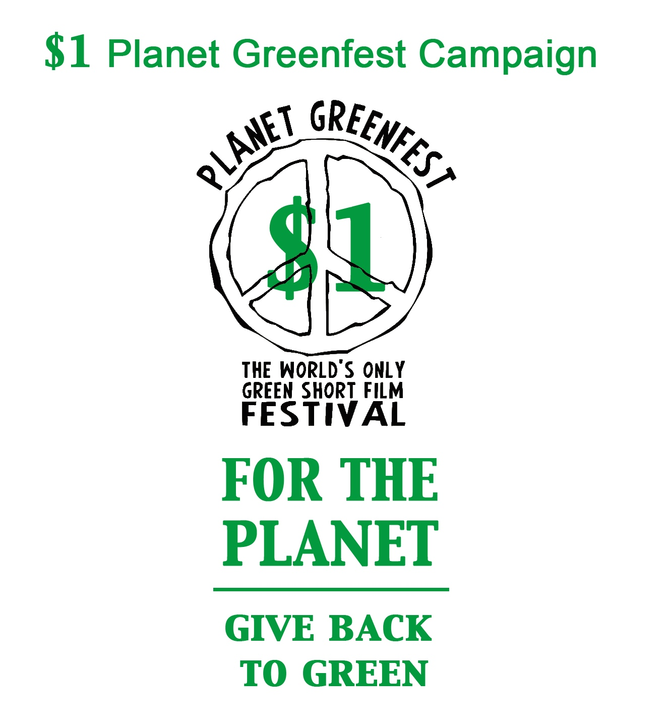 $1 Campaign For The Planet