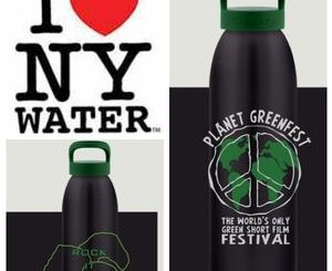 I Love NY Water Partners with Planet GreenFest and Rock it Green